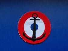 insigne tissu militaire armée écusson patch Cocarde Aéronavale Aéronautique