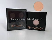 ANASTASIA BEVERLY HILLS EYE SHADOW REFILL SINGLE GLEAM + EMPTY 4-PAN PALETTE!