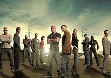 Prison Break UNSIGNED cast photo - E1777 - Wentworth Miller & Dominic Purcell