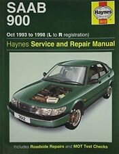 Saab 900 Service and Repair Manual by Haynes Publishing Group (Paperback, 2013)