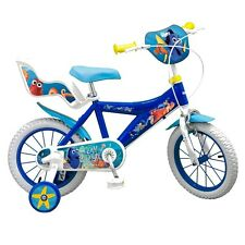 "Bike 14 "" Finding Dory Disney girl kid bicycle 14 inch New Nemo"