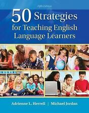Speech Therapy Pathology 50 Strategies for Teaching English Language Learners