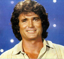 MICHAEL LANDON, Rare BIOGRAPHY DOCUMENTARY DVD  - from A&E - 90 MIN. ~ BONANZA
