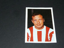 N°246 HENRY BURROWS STOKE CITY POTTERS FKS PANINI FOOTBALL ENGLAND 1968-1969