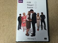 * DVD TV NEW SEALED * MARRIED, SINGLE, OTHER SERIES 1 * sca