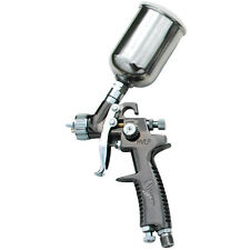 ATD Mini Detail HVLP Touch-Up Gravity Feed SPRAY GUN Auto Car Paint Spot Repair