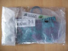 Bra Shock Absorber S4490 Sports Bra Turquoise Multi Print 30 D New Sealed + Tags