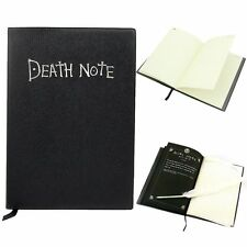 Large Writing Journal Death Note Notebook Anime Theme Death note Cosplay School