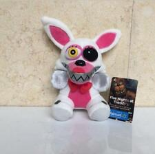 """Five Nights at Freddy's FNAF Figures white Mangle Foxy Plush Dolls Kids Toy 7"""""""