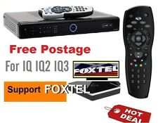 Brand new Foxtel Remote Replacement for the Foxtel IQ IQ2 IQ3 Remote Control