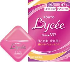NEW Rohto Lycee Eyedrops Eye drops lotion 8ml