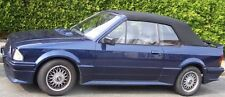 Ford Escort Cabrio Roof PVC (softer Quality) black incl. Guide ALFA