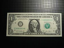 2014 Serial No $1 ONE DOLLAR BILL BIRTHDAY BIRTH YEAR ANNIVERSARY DATE