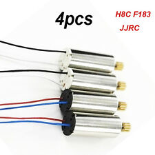 NEW 4Pcs/set CW CCW Motor For JJRC H8C F183 Camera RC Quadcopter Uav Parts