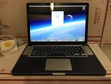 "CUSTOM 15"" APPLE MACBOOK PRO LAPTOP~QUAD CORE I7 2.6GHZ~16GB'S~1TB SSD HD~!!!"