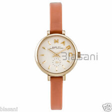 Marc by Marc Jacobs Original MBM1351 Sally Women's Brown Leather Strap Watch