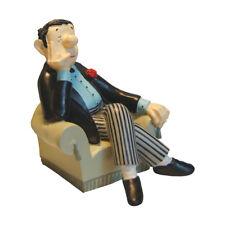 Loriot Buchstütze Herr im Sessel für das Bücherregal Geschenk für Fans