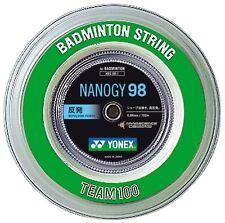 NEW Yonex (YONEX) badminton string NANOGY98 roll 100m Cosmic Gold NBG981 F/S JP