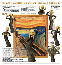 [PO] FREEing figma SP-086 The Table Museum The Scream