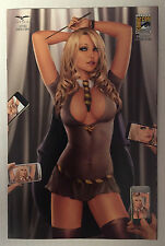 Coven #1 SDCC Exclusive Limited to 250 Zenescope Deacon Black Grimm Fairy NM GFT