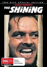 The Shining (1980) Jack Nicholson, Shelley Duvall - NEW DVD - Region 4