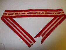 st465 US Army Flag Streamer War Of 1812 Lundy's Lane 1814