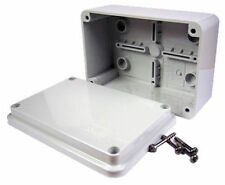 Outdoor Waterproof IP56 Adaptable Box Weatherproof Enclosure 120x80x50mm