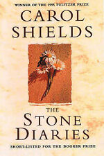 The Stone Diaries by Carol Shields (Paperback, 1994)