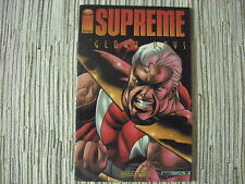 COMIC SUPREME GLORY DAYS IMAGE WORLD COMICS USADO BUEN ESTADO