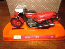Guiloy Diecast Motorcycle * Yamaha FJ 1100 * FREE SHIPPING!!