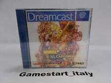 MARVEL VS CAPCOM 2 (SEGA DREAMCAST) PAL VERSION NEW SEALED VERY RARE