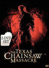 The Texas Chainsaw Massacre (DVD, 2004, 2-Disc Set, Widescreen Special Edition)