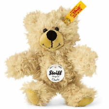 STEIFF Charly Dangling Mini Teddy Bear 12cm EAN 901263 Plush soft toy Beige New