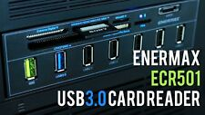 MIGHTY CHARGER Card Reader & USB 3.0 HUB - BRAND NEW in the BOX by ENERMAX!!!