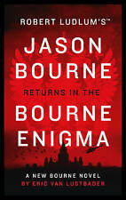 Robert Ludlum's (TM) The Bourne Enigma (Jason Bourne), By Lustbader, Eric Van,in