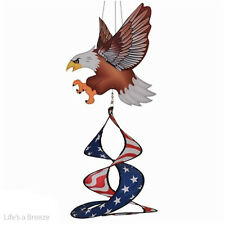 Eagle Theme Duet. Hang In A Garden. 2D Graphic, USA Patriot Eagle