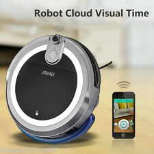 JISIWEI i3 Smart Aspirapolvere Robot Camera APP Telecomando 800PA+Water Tank IT