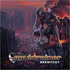 SOULDRAINER - Architect CD