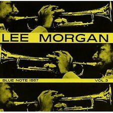 CD Album Lee Morgan Voume 3 (Mesabi Chant, Tip Toeing) Blue Note Japan