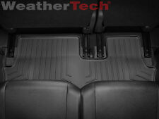WeatherTech® FloorLiner for Mitsubishi Outlander - 2014-2016 - 3rd Row - Black