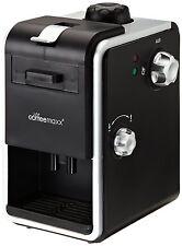 Coffeemaxx Kaffee und Cappuccino Maschine mit Milchauf