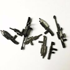 8PCS Halo Weapon Marksman Sniper Shotgun Rifle Machine Gun RARE QA129