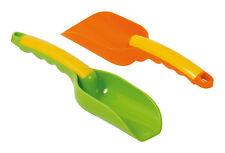 GOWI Design Schaufel 24 cm Sandkasten Spielzeugschaufel Plastikschaufel
