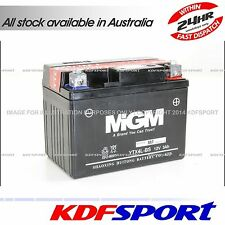 KDF BATTERY BIKE ATV 12V 3AH YTX4L-BS MOTORCYCLE FOR YAMAHA HONDA SUZUKI YTX4L
