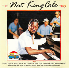 The Nat King Cole Trio CD With Famous Guests - Europe