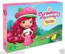 Strawberry Shortcake - Berry Sweet Collection (DVD, 2014, 4-Disc Set) NEW