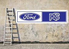 FORD RS Workshop, garage, ufficio o showroom BANNER PVC