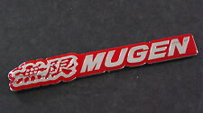 Mugen Badge RED CIVIC INTERGA S2000 TYPE R VTEC