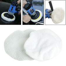 Pack of 2PCS Polishing Bonnet Buffer Polishing Pad for 9 & 10inch Car Polisher