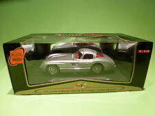MAISTO 1:18 MERCEDES BENZ 300 SLR COUPE UHLENHAUT - RARE SELTEN -  GOOD IN BOX